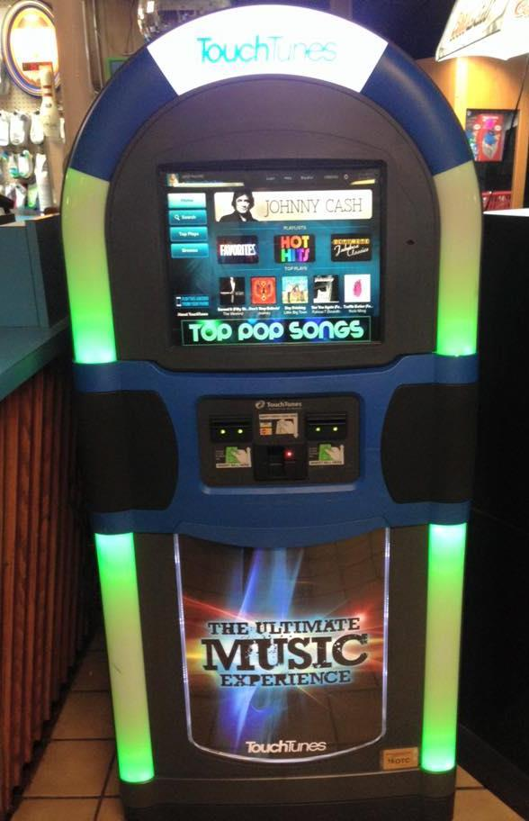 Bowling Center Jukebox